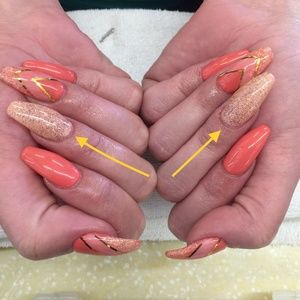 🌼2 for $25🌼DND Gel + Lacquer Duo - Peach Cider
